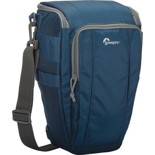 Lowepro Toploader Zoom 55 AW II Galaxy Blue