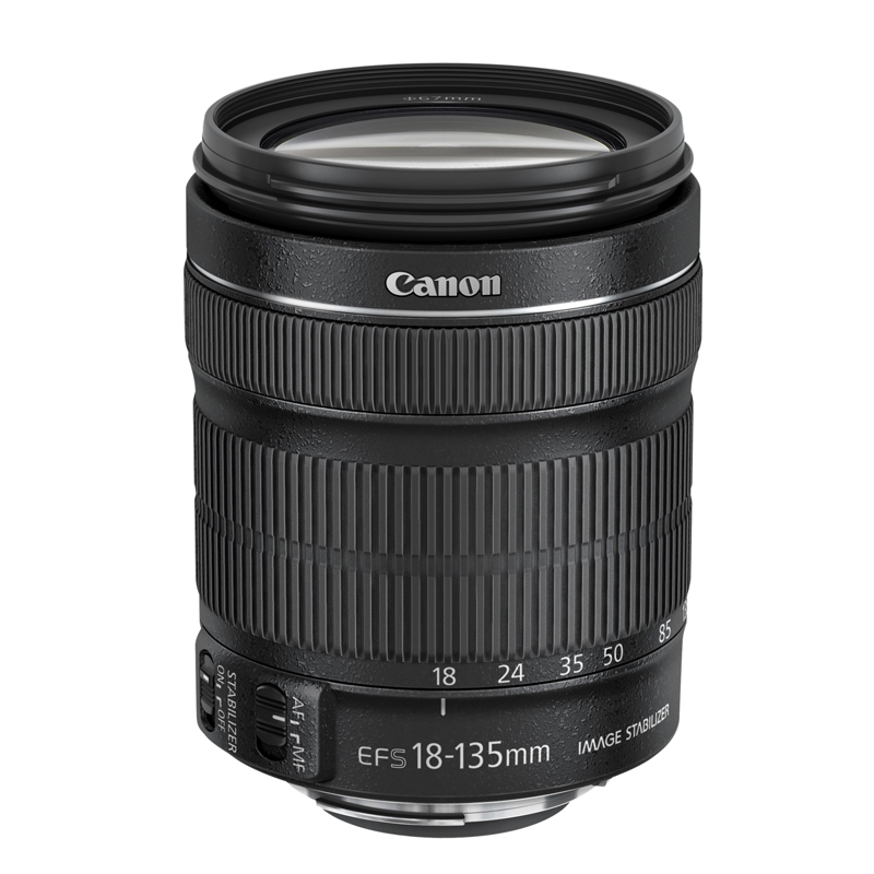 Canon EF-S 18-135mm F3.5-5.6 IS (Bulk)
