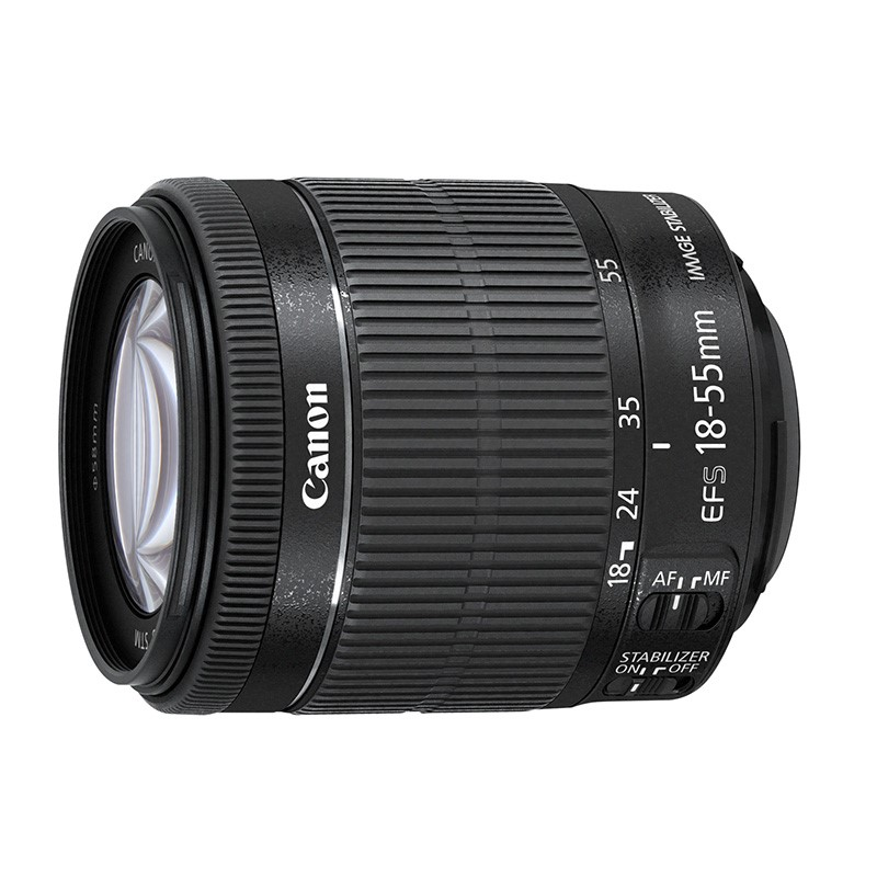 Canon EF-S 18-55mm F3.5-5.6 IS STM  bulk  new