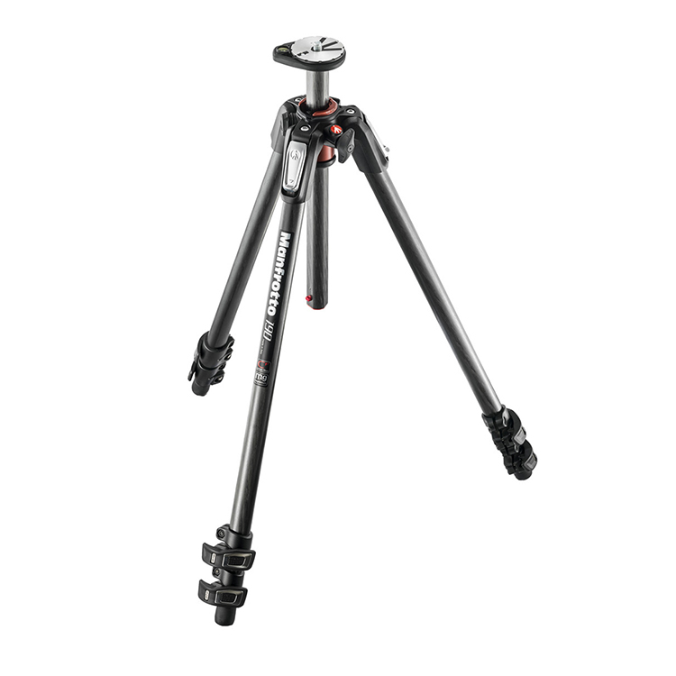 Manfrotto MT190CXPRO3 Professional Carbon Tripod