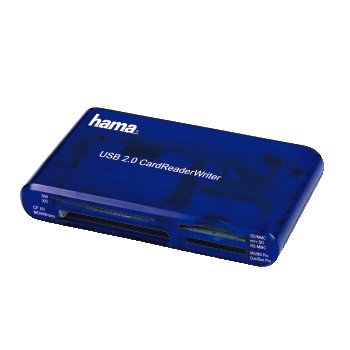 Hama USB 2.0 35 in 1 CardReader/Writer