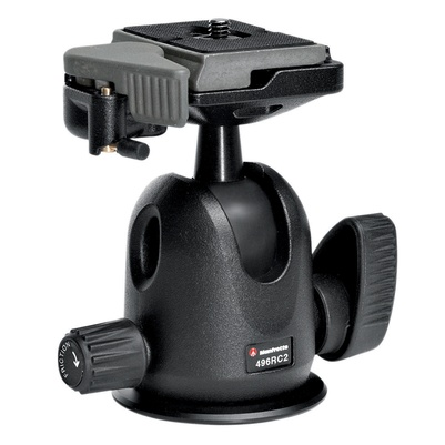 Manfrotto 496RC2 Compact Ballhead