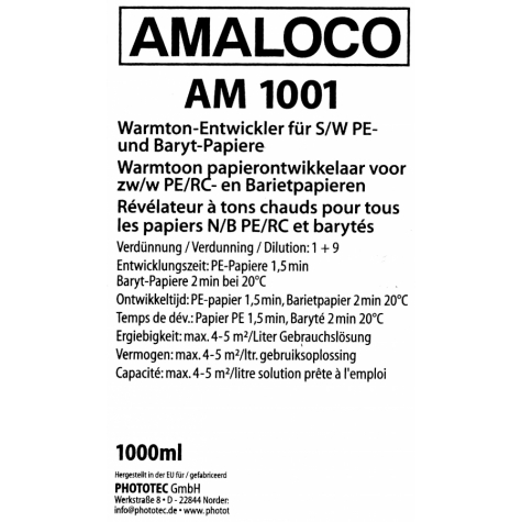 AMALOCO AM 1001 1 LTR