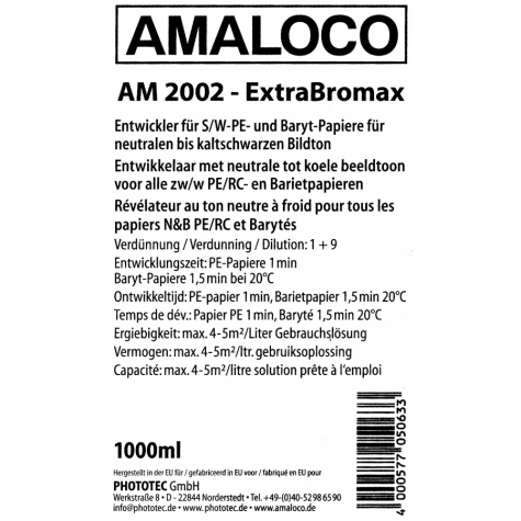 AMALOCO AM 2002 1 LTR