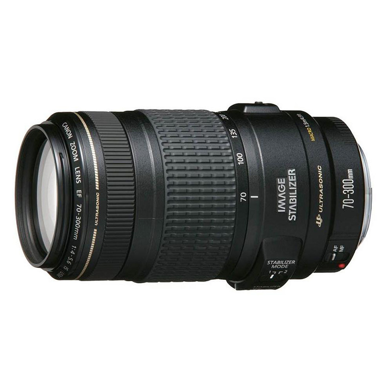 Canon EF 70-300mm/F4.0-5.6 IS USM