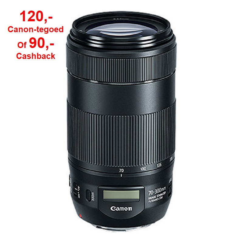Canon EF 70-300mm f/4.0-5.6 IS II USM