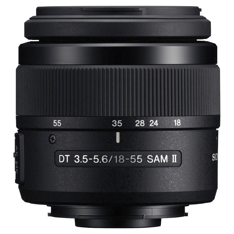 Sony DT 18- 55mm F3.5-5.6 SAM II (bulk)