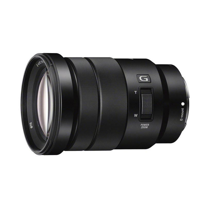 Sony E 18-105mm F4 G OSS PZ