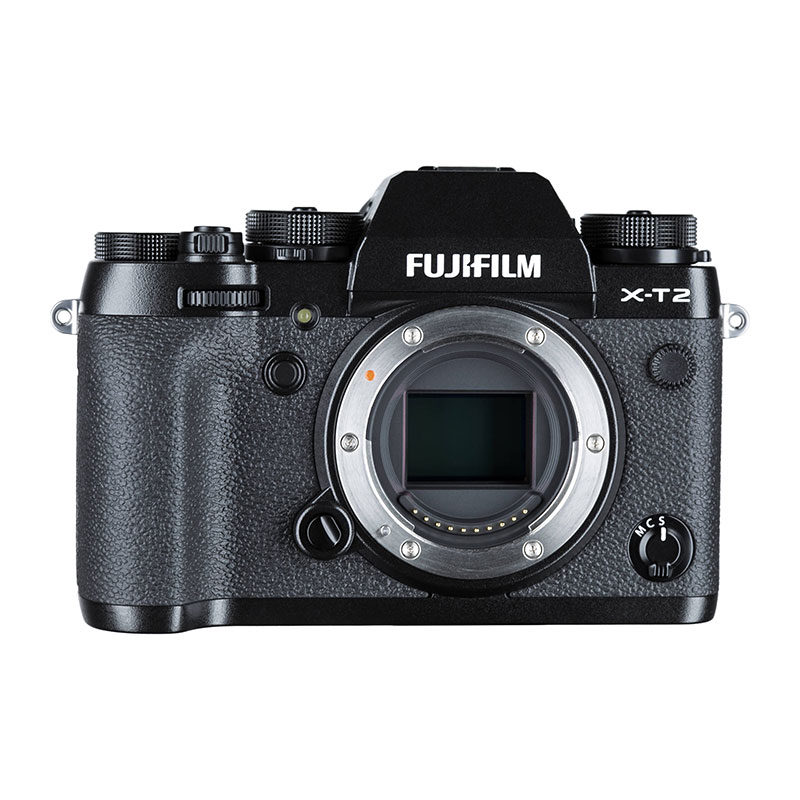 Fujifilm X-T2 body only in kit doos Zwart  new