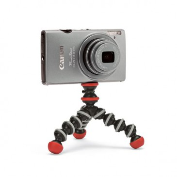Joby GorillaPod Mini Magnetic Black/Grey/Red