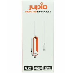Jupio Car Charger 12V with Micro USB CAR0010