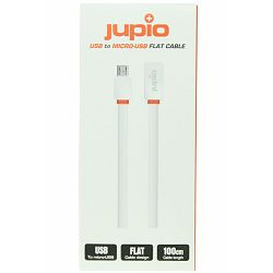 Jupio Flat Cable Micro USB to USB wit 1M