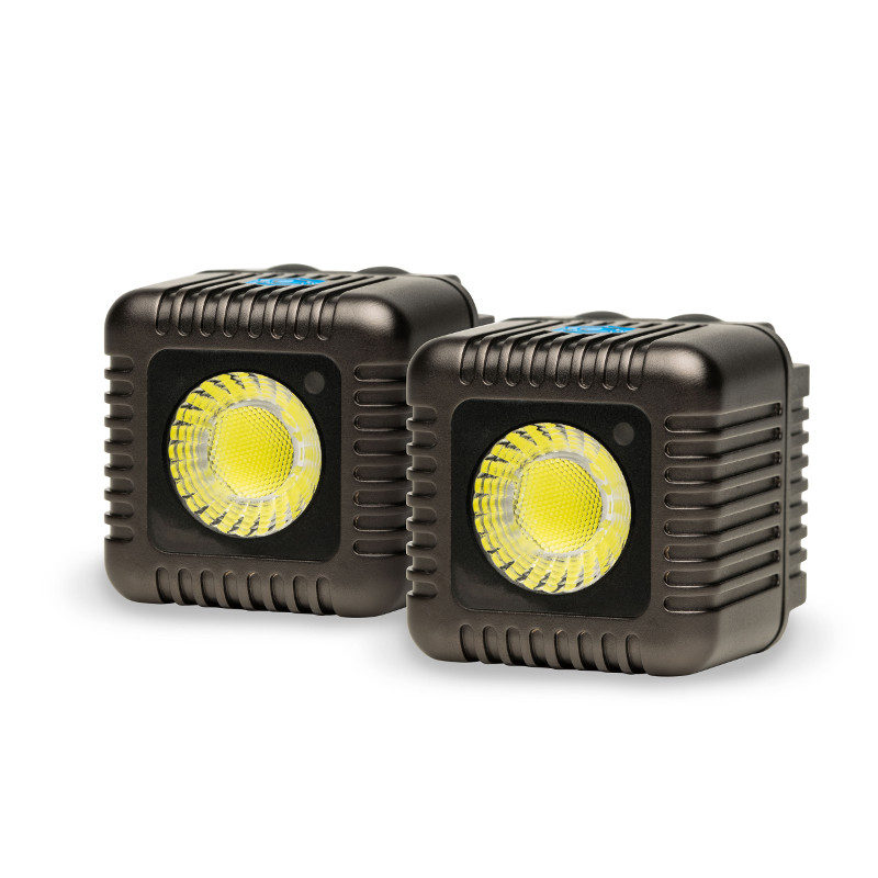 Lume Cube Two (2) Lume Cube Pack - Gunmetal Grey