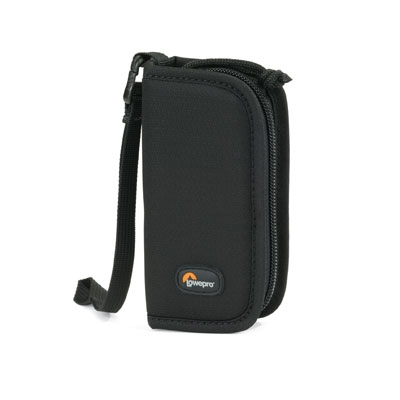 Lowepro S&F Memory Wallet 20 Black