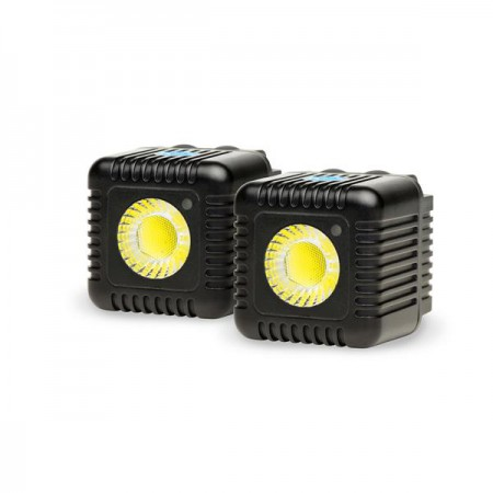 Lume Cube Two (2) Lume Cube Pack - Black