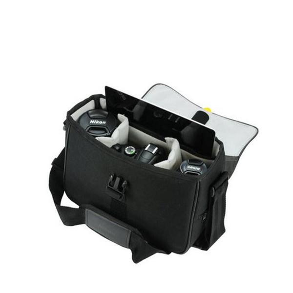 Schoudertas Nikon : Nikon cf eu luxe schoudertas voor dslr fotoprisma