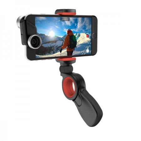 Olloclip Pivot Video Grip voor iPhone