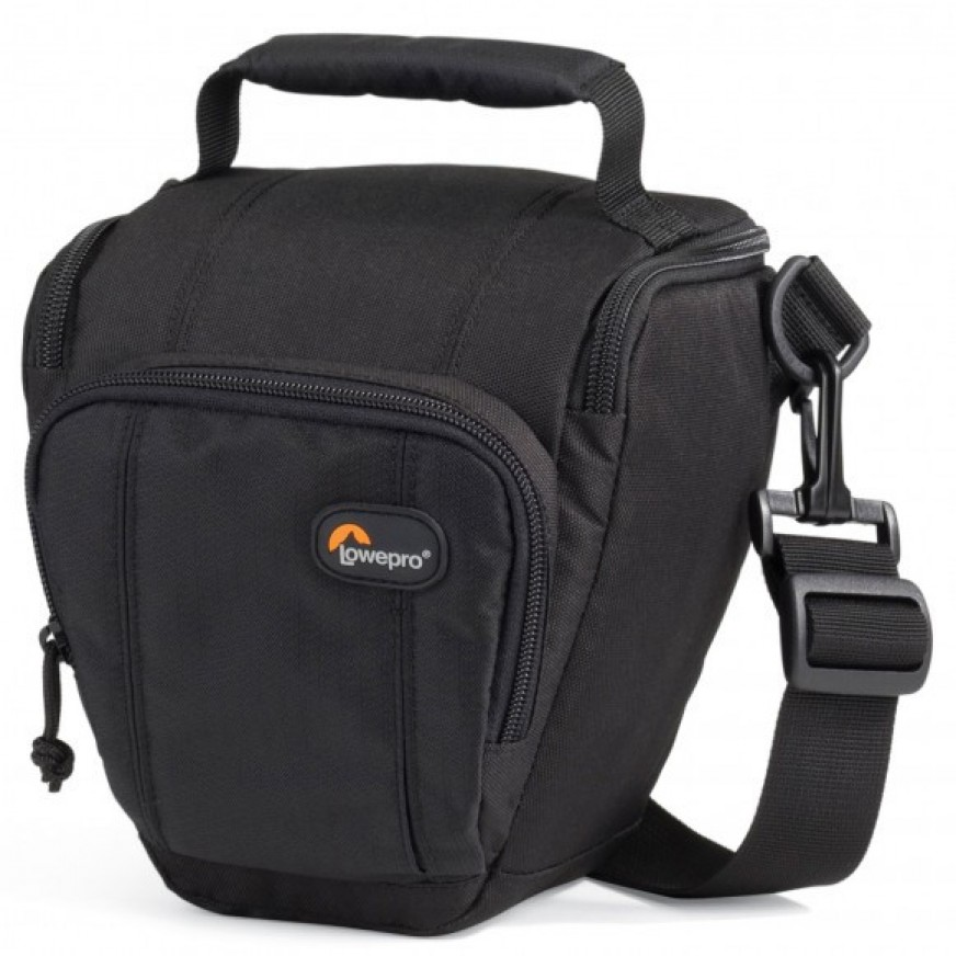 Lowepro Toploader Zoom 45 AW Black (aanbieding)