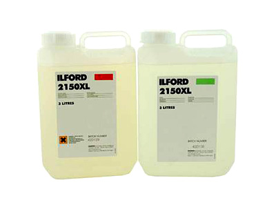 Ilford 2150 XL Kit 3L ontw. + 3L fix