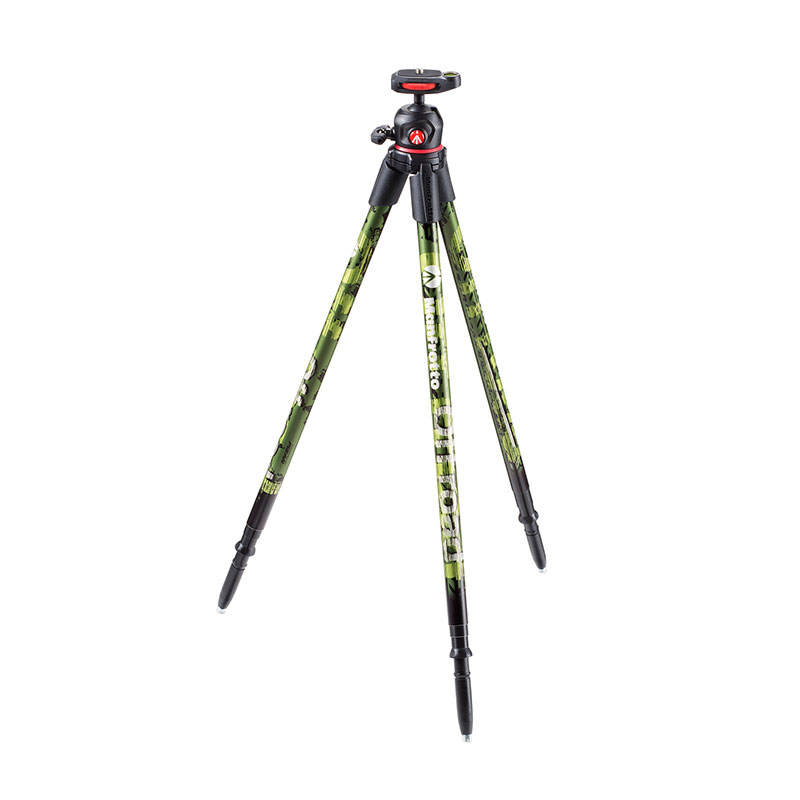Manfrotto Off road statief Groen