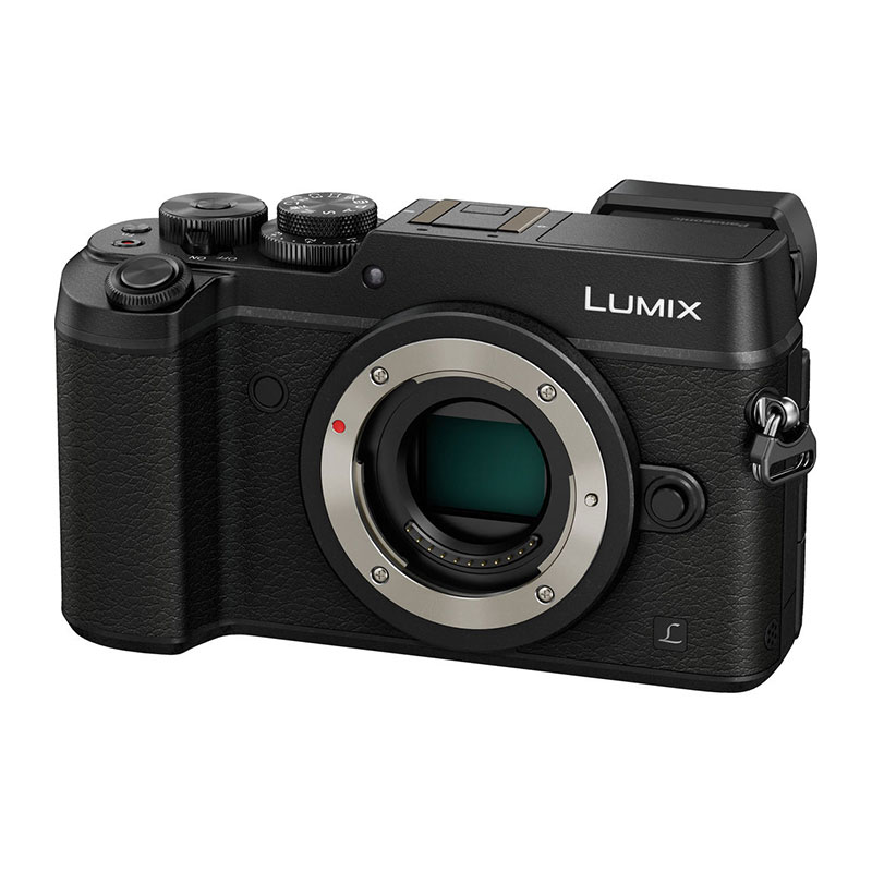 Panasonic Lumix GX8 Body only in kit doos Zwart  new