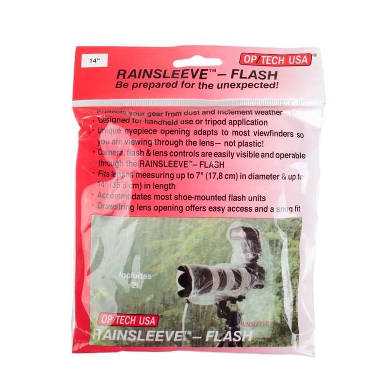 Optech rainsleeve flash (2)